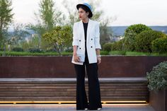 The Best Street Style From Tbilisi Fashion Week - Gallery - Style.com