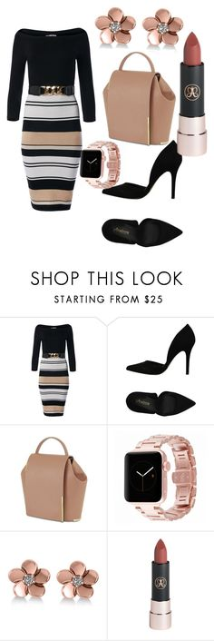"""""""Untitled #183"""" by denise-ealy on Polyvore featuring Venus, PrimaDonna, Onesixone, Allurez and plus size dresses"""