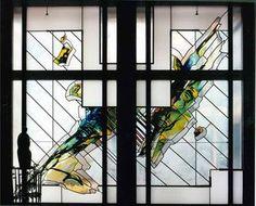 Catholic chapel - Mainz, Germany - Artist: Elke Pfaffmann