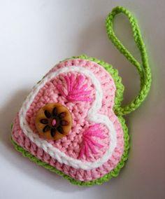 Fizule71: crochet heart tutorial