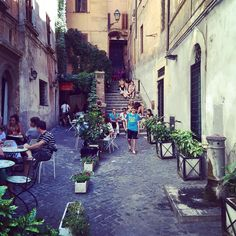 Streets of Rome #rome #oldtown #italy by zeynsdiary