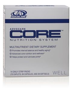 Advocare Core nutrition system~ perfect for overall nutrition with no metabolic enhancers or appetite suppressant! www.planbfreedom.com