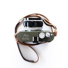 """drygoods:  Leica M Safari + Canon 50mm  ƒ/0.95 """"Dream Lens"""""""