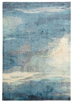 Monet Stunning Blue Rug