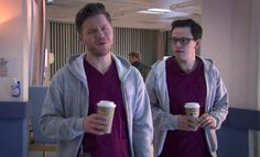 Holby City (17/20) Dominic and Digby