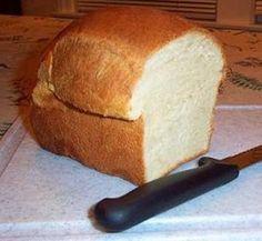 Pão de Cream Cheese - Máquina de Pão
