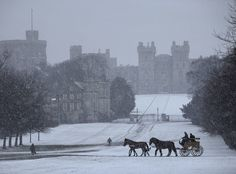 christmas at windsor castle | WINDSOR CASTLE IN WINTER: Photo Sharing « The Anglophile