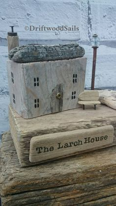 Check out this item in my Etsy shop https://www.etsy.com/uk/listing/481077938/handcrafted-driftwood-house-rustic