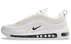 Nike Air Max 97 White/Midnight Navy - I was an air-max junkie in the 90's. I should get back to that...