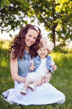 Mommy and Me Mini Session http://www.momentsbymelissamiller.com Moments by Melissa Miller