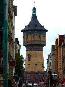 Der Wasserturm Nord in Halle                                                                                                                                                                                 Mehr