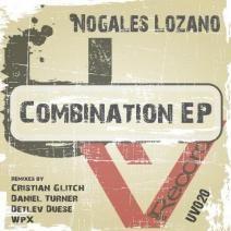 [UV020] Nogales Lozano - Combination EP [UrbanVibe Records]
