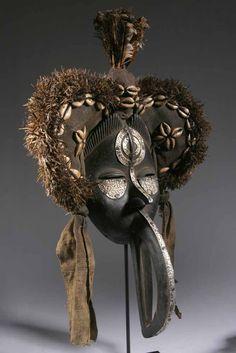 art rotation ∞: African art