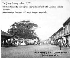 Jalan Merdeka, Tanjungpinang 1875