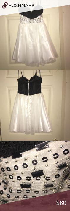 dress eighth grade grad dress!! super cute, worn once! B. SMART Dresses Mini
