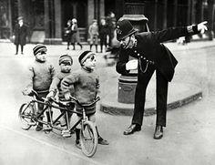 #tandem #children #bike
