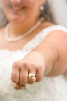 Lauren and Patrick's Wedding Photo By Amanda MacPhee Photography Fist Pump
