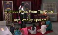 Days of Our Lives Spoilers: Orpheus Rises From The Dead for Halloween Horror, Kayla and Marlena Kidnapped in Evil Magic Trick | Celeb Dirty Laundry