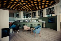 Ila Architects + Lensvelt Courtyard Marriott Hotel Gdynia Waterfront (8)