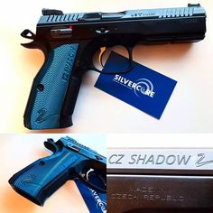 CZ Shadow 2 – Silvercore Training In recent years, the SP-01 Shadow has taken the competition circuit by storm. In USPSA Production Division, CZ pistols are now used by twice as many top-leve…