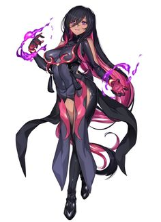 Enuto Emuen Poison witch who lost power