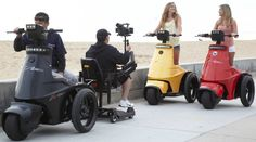 T3 Drag dolly with Steadicam/Glidecam mounting posts