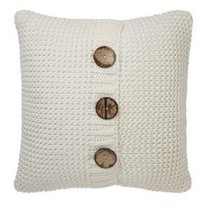 Stylish and modern range of cushions available at Dunelm. Beautiful collection of filled cushions and cushion covers in a range of colours and sizes. Knitted Cushions, Bolster Cushions, Scatter Cushions, Throw Pillows, Taupe Bedding, Linen Bedding, Crochet Home, Knit Or Crochet, Crochet Art