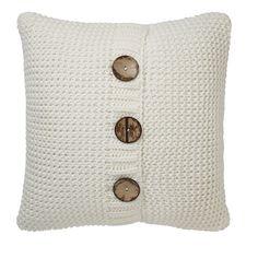 Chunky Knit Cushion http://www.dunelm-mill.com/shop/chunky-knit-cushion-239807