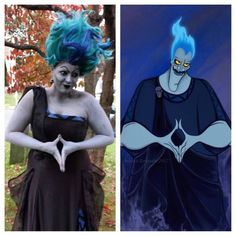 Female Hades Cosplay by sassyinmyheart on DeviantArt