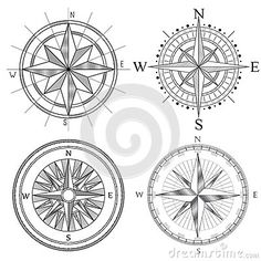 http://thumbs.dreamstime.com/x/set-illustration-artistic-compass-vector-abstract-detailed-drawings-area-map-30988460.jpg