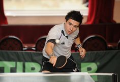 Born with arthrogryposis, Will Bayley first came to Great Ormond Street Hospital as a baby. He picked up a table tennis bat when he was recovering from cancer many years later. Now, he's gearing up to represent Great Britain at the London 2012 Paralympic Games, which opens tonight! http://blog.gosh.org/patientsandparents/table-tennis-hot-shot-set-for-paralympic-success/