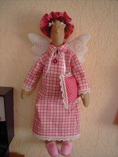 Подборка кукол тильд рукодельниц часть VIII