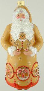 Patricia Breen, Bentley Claus, Gingerbread 2015