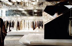 Damir Doma Store by March Studio // Paris, France.