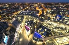 Move over London, this is the new 'cool': Britain's second largest city is taking its place in the limelight.