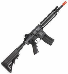 Crosman NF Series CQB Airsoft Rifle Review Buy Now