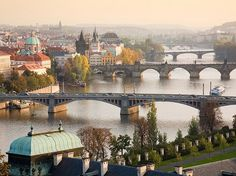 """One reader raved: """"If you can only visit one city in Europe, Prague should be it."""""""