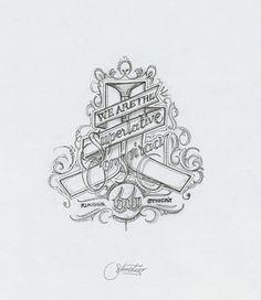 Martin Schmetzer's WESC Typograpy
