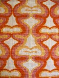 70s Vorhang fabric