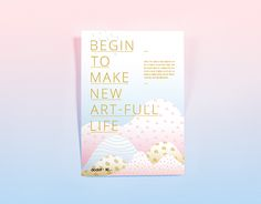 "Check out new work on my @Behance portfolio: ""Begin to make new Art-full; 3nd Art Exhibition"" http://be.net/gallery/35321713/Begin-to-make-new-Art-full-3nd-Art-Exhibition"