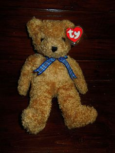 Bears Vintage Tiny Clubbies Hard Teddy Bears Moveable Arms Legs And Head Customers First Manufactured