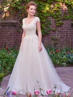 Rebecca Ingram Wedding Dress Trisha 7RW394