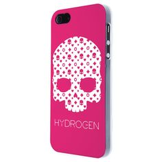 Desado.com - A fierce follower of fashion? Check out Benjamins' LV skull on pink hard case.