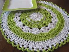 1000+ images about crochet placemats on Pinterest ...