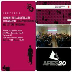 ARES 2.0 ricerca&comunicazione presentano il nuovo raporto sul tema della BILATERALITA' realizzato per CGIL Lombardia.