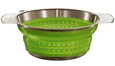 rosle 10in collapsible colander