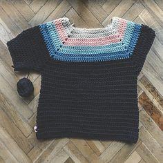 Ravelry: Lehandmade's Primer Reto finde y principio de semana: el jersey
