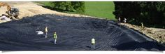 large pond liner installation | SEAMING RETAIL DISPLAY WATER TANK LINERS BOX-WELDED LINERS DOWNLOADS