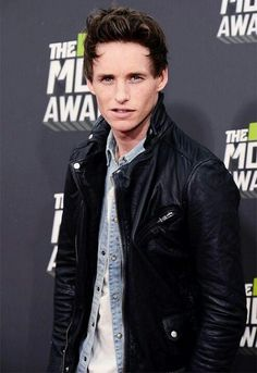 Oh my god my breath just caught in my throat #leathermayne (at the 2013 MTV Movie Awards)