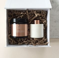 Copper & Solder X Isla Apothecary gift set | www.copperandsolder.com |